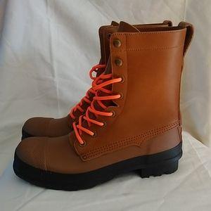 Hunter men's winter boots